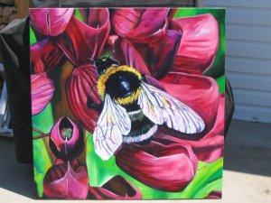LP bumble bee